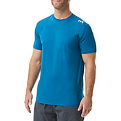 TYR Men's Short Sleeve Rash Guard