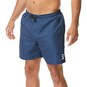 TYR Men's Solid Atlantic Swim Trunks