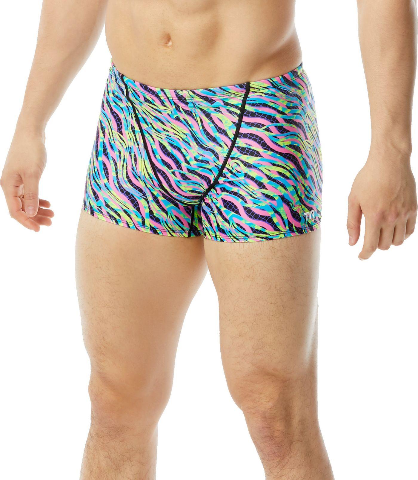 TYR Men's Zazu Square Leg