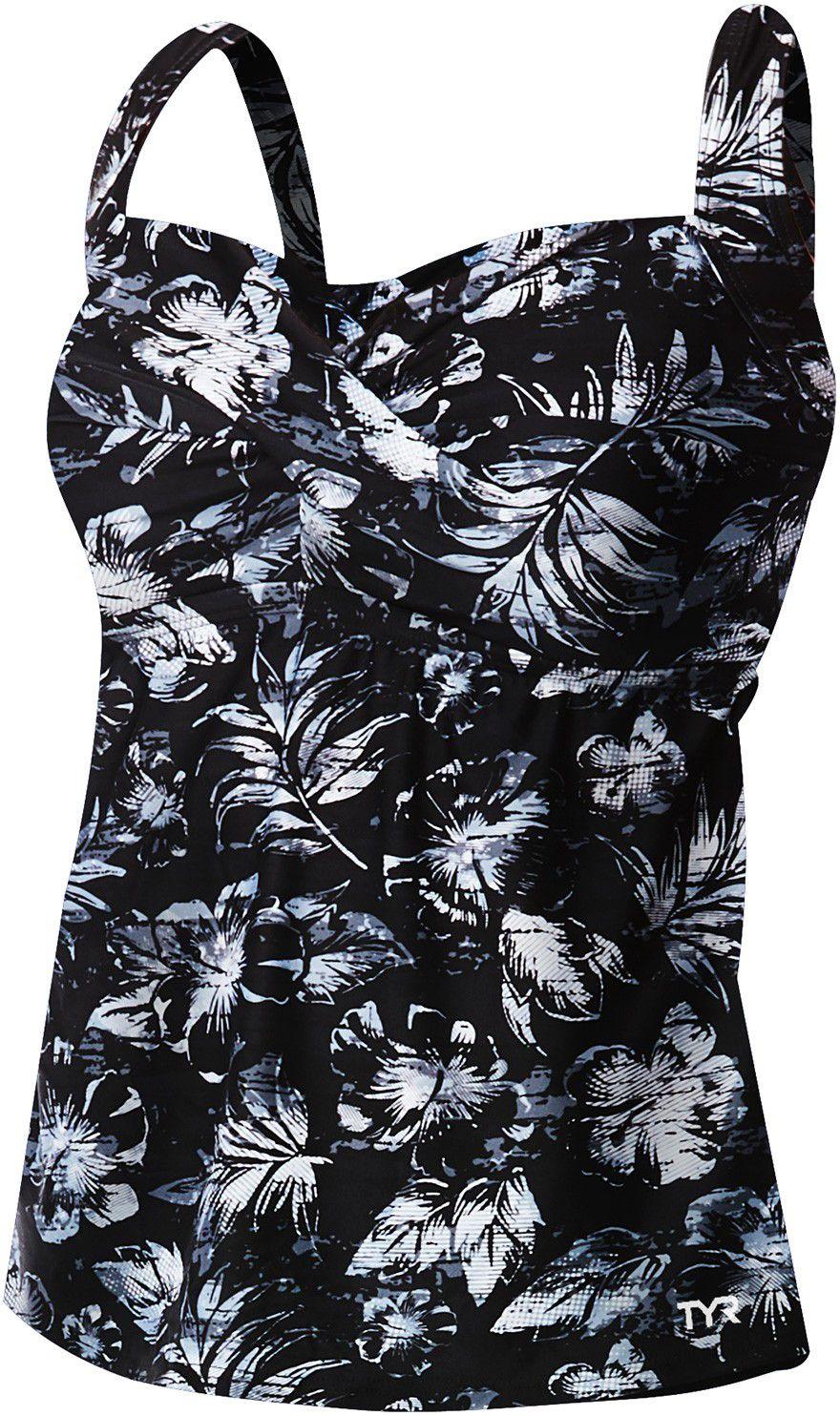 a850e63dc5927 TYR Women's Plus Size Boca Twisted Bra Tankini Top | DICK'S Sporting ...