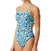 TYR Women's Fragment Crosscutfit Tieback One Piece Swimsuit