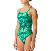 TYR Women's Glacial Diamondfit One Piece Swimsuit
