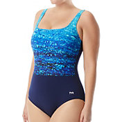 TYR Women's Arctic Scoop Neck Controlfit One Piece Swimsuit