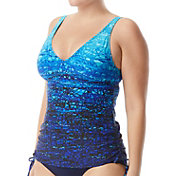 TYR Women's Arctic V-Neck Tankini Top