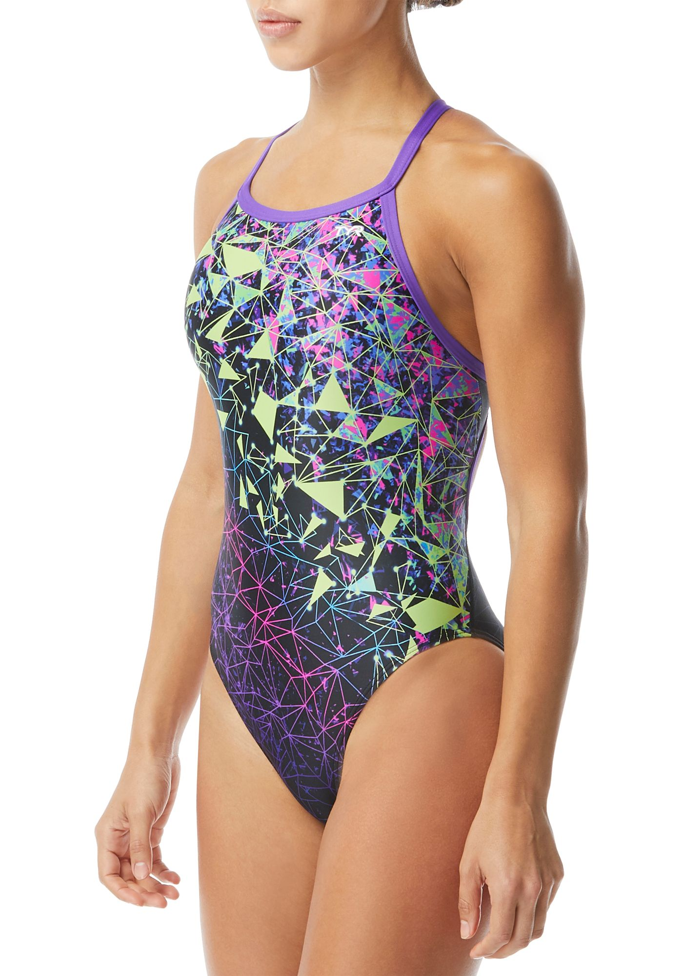 TYR Women's Orion Diamondfit One Piece Swimsuit