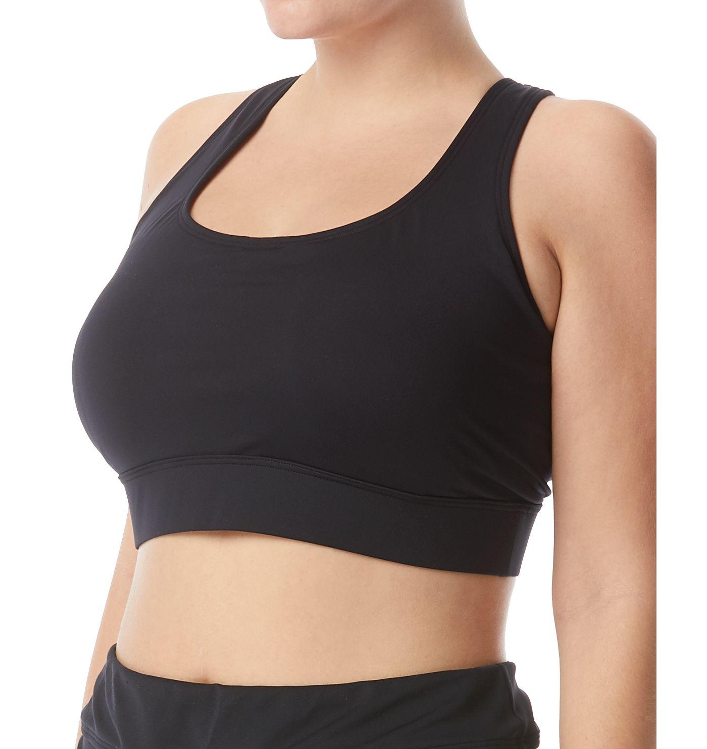TYR Women's Plus Size Solid Jojo Bikini Top