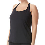 TYR Women's Plus Size Sonia Swim Tank Top