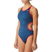 TYR Women's Sandblasted Monofit One Piece Swimsuit