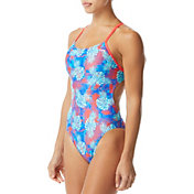 TYR Women's Tortuga Cutoutfit One Piece Swimsuit