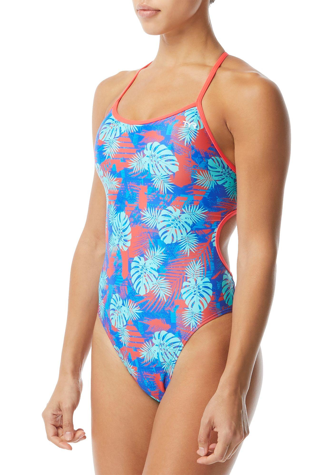 TYR Women's Tortuga Trinityfit One Piece Swimsuit