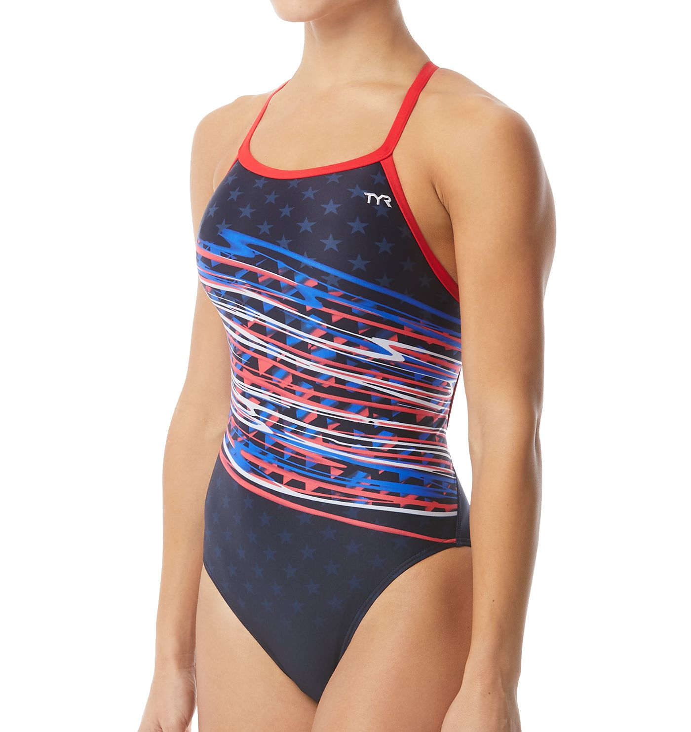 TYR Women's Victorious Diamondfit One Piece Swimsuit