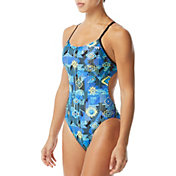 TYR Women's Azoic Cutoutfit One Piece Swimsuit