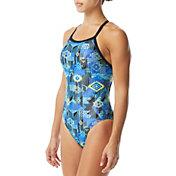 TYR Women's Azoic Diamondfit One Piece Swimsuit