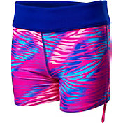TYR Girls' Della Swim Boy Shorts
