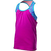 TYR Girls' Ava 2-in-1 Tankini Top