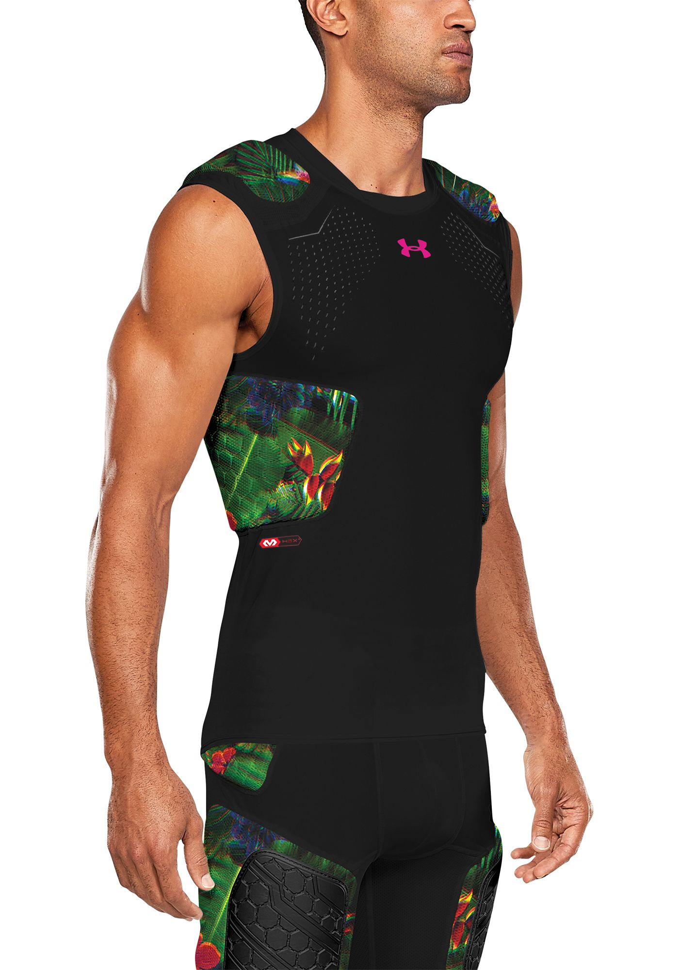 Under Armour Adult Game Day Armour Pro 5-Pad Integrated Shirt