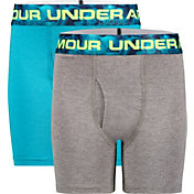 Under Armour Boys' Windstream Boxers Briefs – 2 Pack