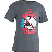 Under Armour Little Boys' Beware The Underdog Graphic T-Shirt