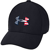Under Armour Boy's Freedom Blitzing Cap