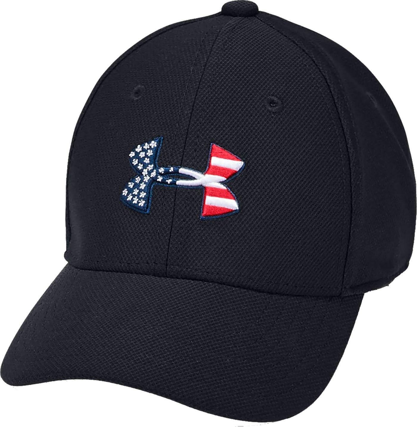 Under Armour Boy's Freedom Blitzing Cap