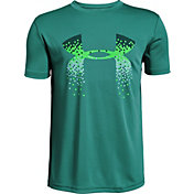 Under Armour Boy's Digi Logo T-Shirt
