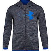Under Armour Little Boys' Half Icon Full Zip Hoodie