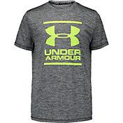 Under Armour Boys' Heather Surf Shirt