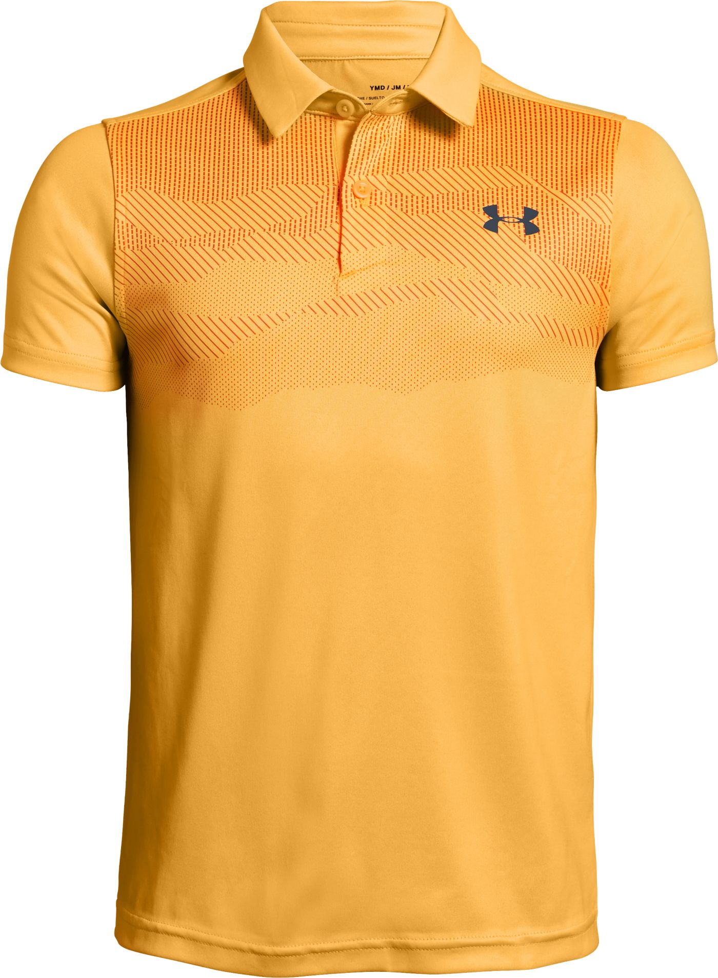 Under Armour Boys' Airlift Golf Polo