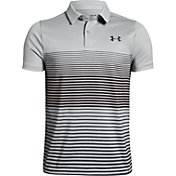 Under Armour Boys' Power Play Golf Polo