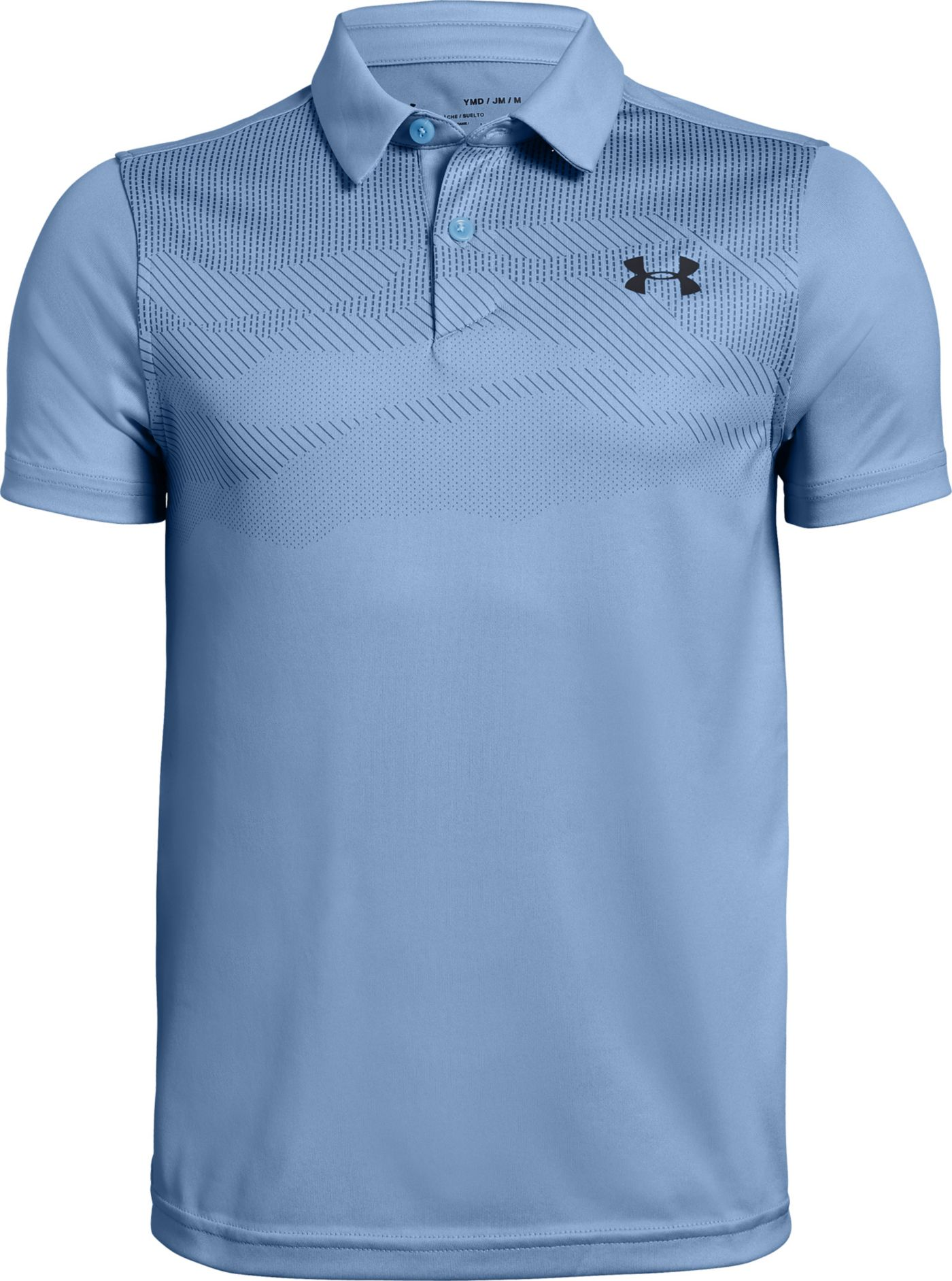 Under Armour Boys' Airlift Golf Polo Shirt