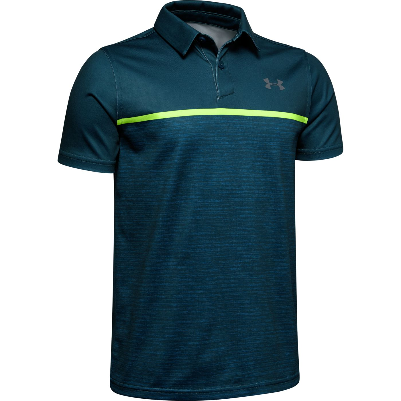 Under Armour Boys' Championship Chest Stripe Golf Polo