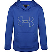Under Armour Little Boys' Logo Hoodie