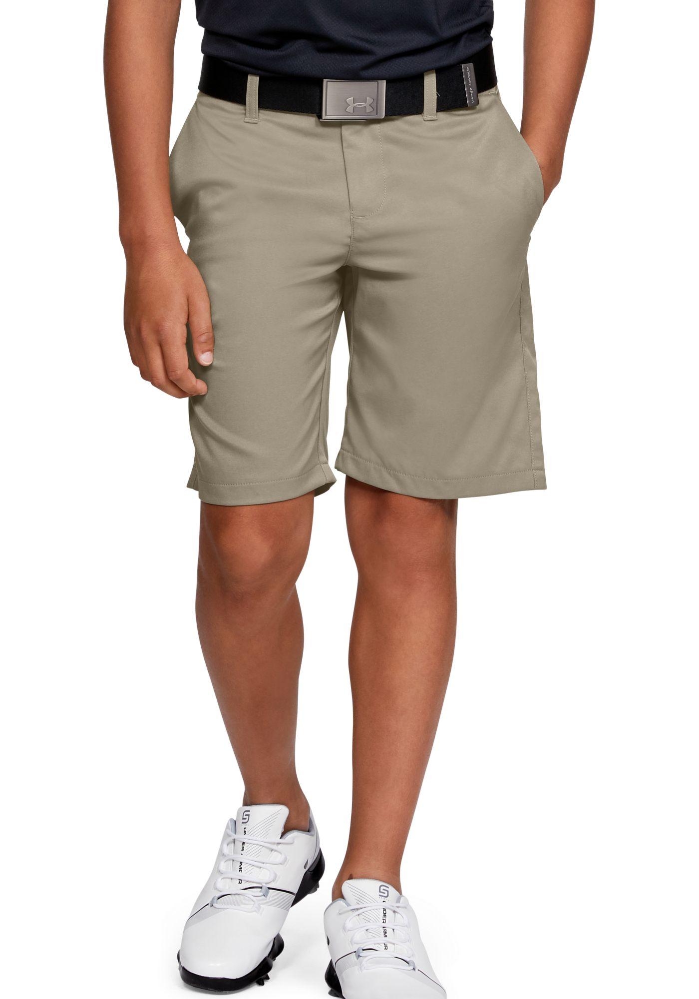 Under Armour Boys' Match Play 2.0 Golf Shorts