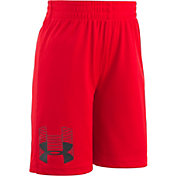 Under Armour Little Boys' Prototype Logo Shorts