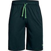 Under Armour Boy's Prototype Wordmark Shorts