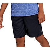 Under Armour Boy's Prototype Wordmark Shorts