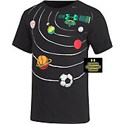 Under Armour Little Boys' Orbit Graphic T-Shirt