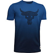 Under Armour Boys' Project Rock Brahma Bull Graphic T-Shirt