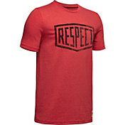 Under Armour Boys' Project Rock Respect Graphic T-Shirt