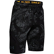 Under Armour Boys' Project Rock Terry Fleece Shorts