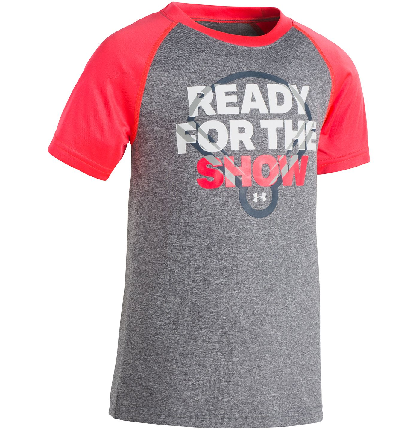 Under Armour Little Boys' Ready For The Show Graphic Baseball T-Shirt