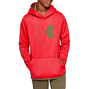Under Armour Boy's Armour Fleece Branded Hoodie