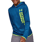 Under Armour Boy's Armour Fleece Embossed Hoodie