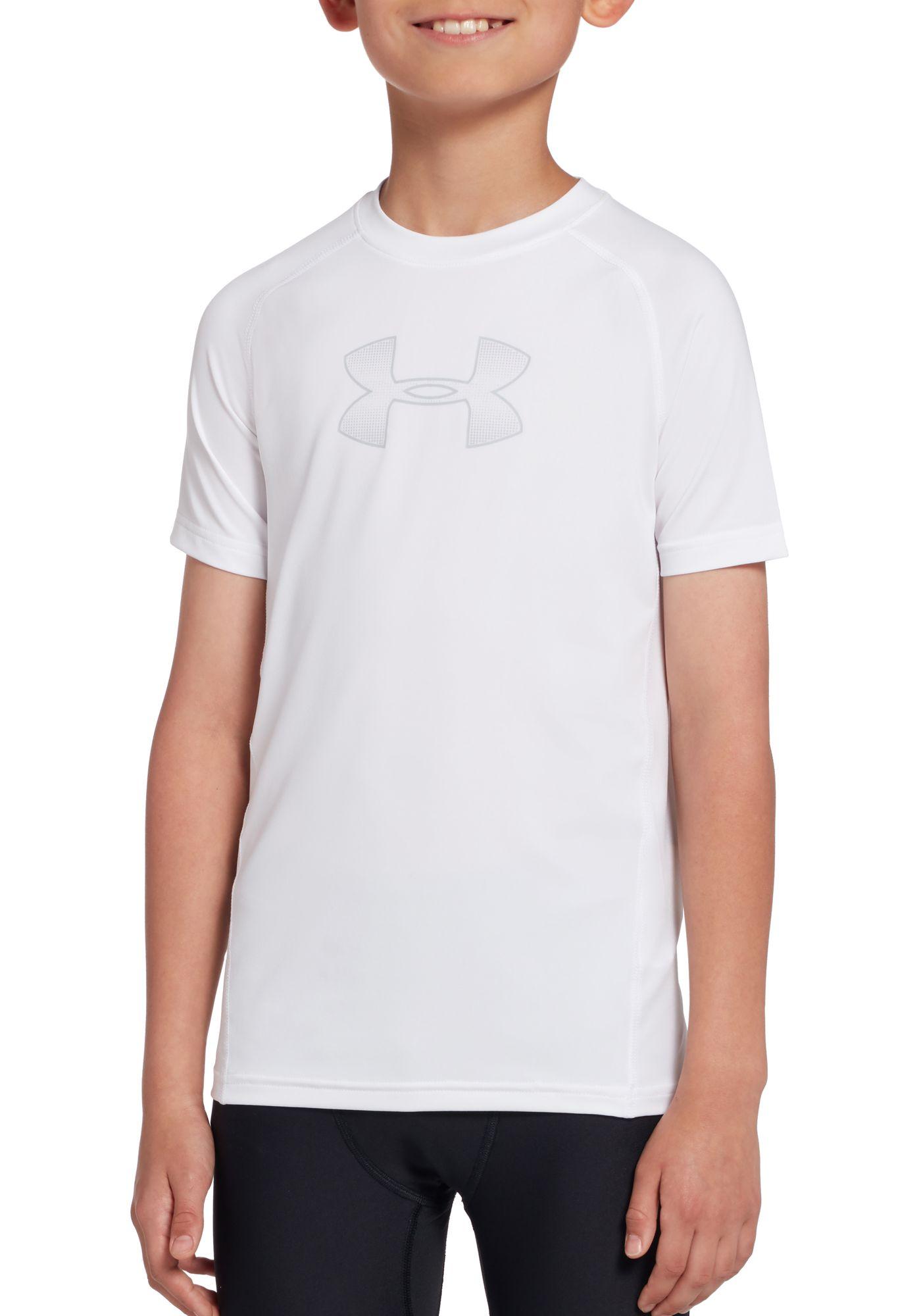 Under Armour Boys' HeatGear T-Shirt