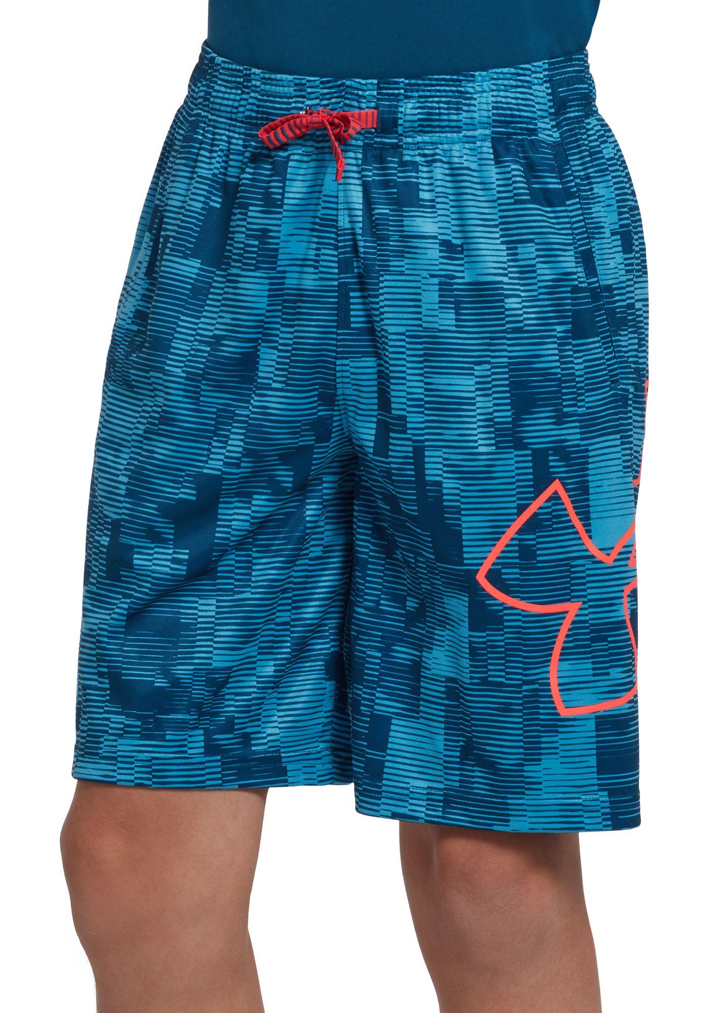 Under Armour Boys' Renegade 2.0 Jacquard Shorts