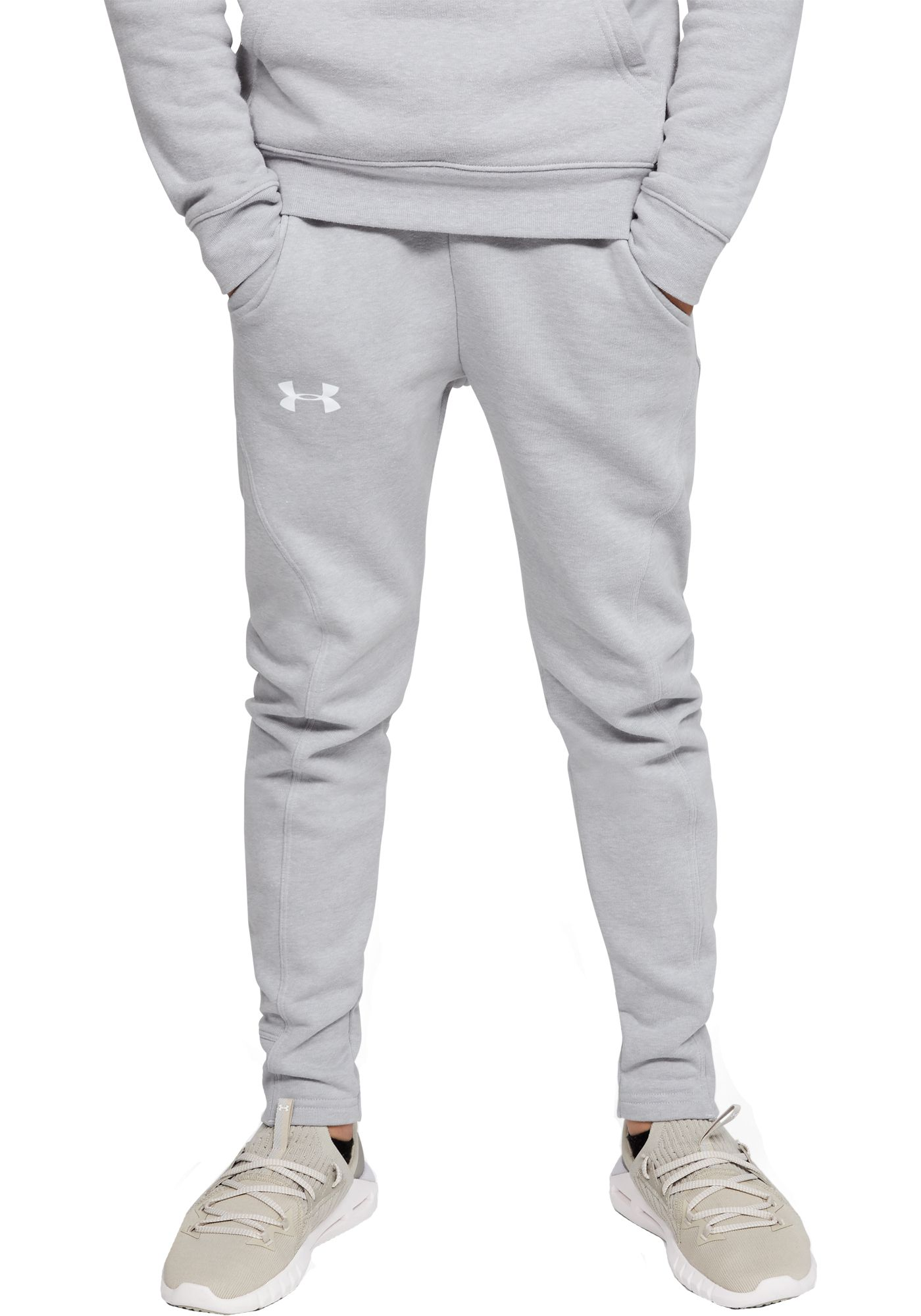 Under Armour Boy's Rival Solid Joggers