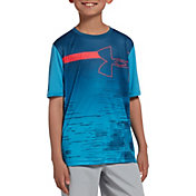Under Armour Boy's Sun Armour T-Shirt