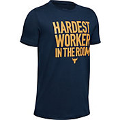 Under Armour Boys' Project Rock Hardest Worker Graphic T-Shirt
