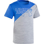 Under Armour Little Boys' Split Better Knit T-Shirt