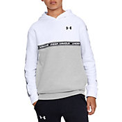 Under Armour Boy's Sportstyle Fleece Hoodie